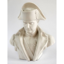 Гипсовая статуэтка Наполеон Ст/25 14х13х9 см