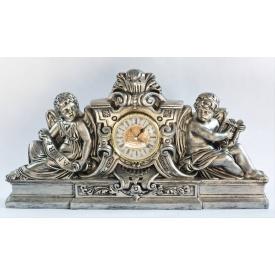 Настільний годинник з гіпсу Об/005 37х70х11 см