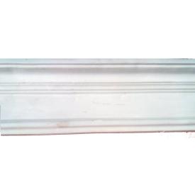 Карниз із гіпса Ко/082 13,5х7,5 см