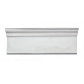 Ліпний карниз (гіпс) Ко/019 18х7,5 см