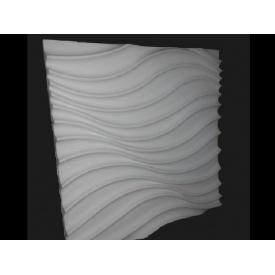 Гіпсові панелі «Бріджида» 3D/03 50х50х2,5 см