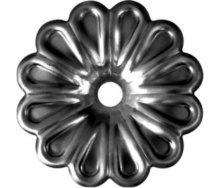 Кований квітка 68х68х12мм (50.010)
