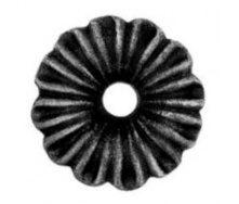 Кованый цветок 60х60х10мм (50.014)