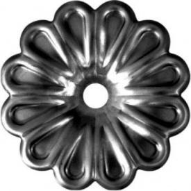 Кованый цветок 68х68х12мм (50.010)