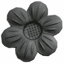 Кований елемент квітки 60х60 мм (50.009)