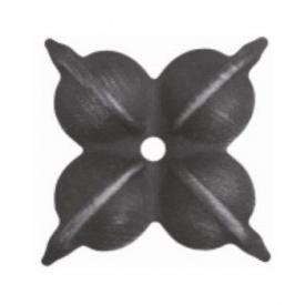 Кований квітка 115х115 мм (50.025)
