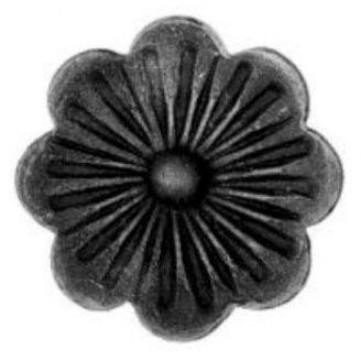 Кованый элемент цветка 95х95 мм (50.003)