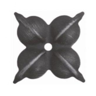 Кованый цветок 115х115 мм (50.025)