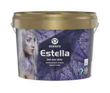 Інтер'єрна фарба одного шару Eskaro Estella 0,9 л