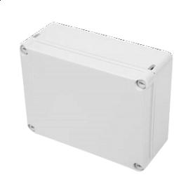 Коробка распределительная с поворотной крышкой IP65 190x145x70 мм