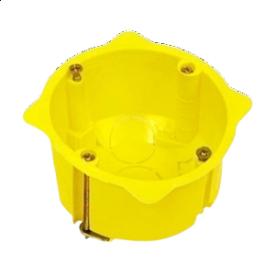 Подрозетник для выключателей Моно IP 3X 65х45 мм