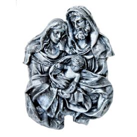Икона из гипса Кр/025 17х13х2 см