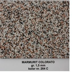 Мозаичная штукатурка MARMURIT Colorato Farby Kabe №264