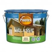 Пропитка для защиты деревянных поверхностей Pinotex Classic Красное дерево 10 л