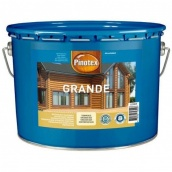 Антисептик для бревенчатых поверхностей Pinotex Grande Бесцветный 10 л