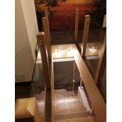 Изготовление лестницы деревянной