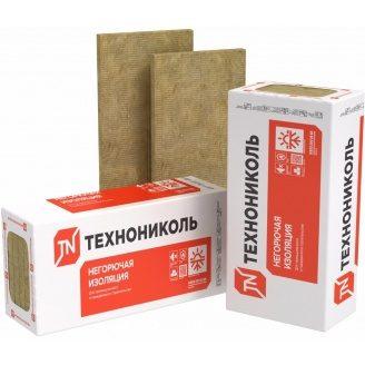 Утеплювач Техноніколь ТЕХНОВЕНТ Стандарт 1200x600x100 мм щільність 80 кг/м3