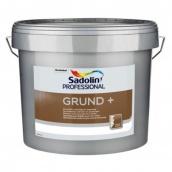 Грунтувальна фарба Sadolin Professional Grund + Біла 10 л