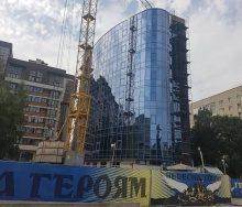 Офисный центр г. Тернополь