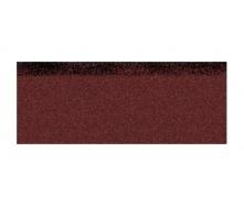 Гребенево-карнизна черепиця Aquaizol 250х1000 мм червоний мікс