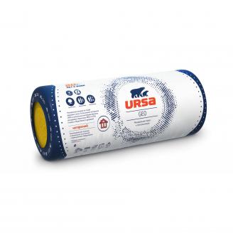 Теплоизоляция URSA GEO M-15 150x7000x1200 мм