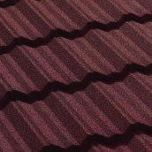 Композитная металлочерепица Gerard Classic 1265x369 мм redwood