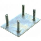 Комплект из 2-х регулировочных пластин «Стандарт» для ворот массой до 800 кг.