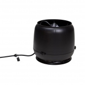 Вентилятор VILPE E220 S 160 мм чорний
