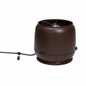 Вентилятор VILPE E220 S 160 мм коричневий