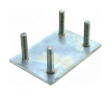 Комплект з 2-х регулювальних пластин «Стандарт» для воріт масою до 500 кг