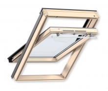 Мансардне вікно VELUX OPTIMA GZR 3050 SR08 дерев'яне 114х1400 мм