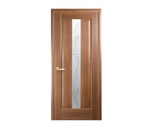 Двери межкомнатные Новый Стиль МАЭСТРА Р Премьера Р2 600х2000 мм золотая ольха