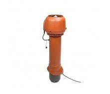 Вентилятор VILPE E120 P 125х700 мм кирпичный