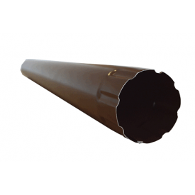 Труба TIGRES 125/90 1 м