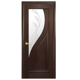 Двері міжкімнатні Новий Стиль МАЕСТРА Прима Р2 600х2000 мм каштан
