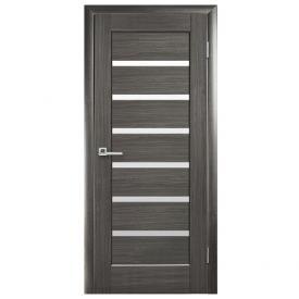 Двері міжкімнатні Новий Стиль НОСТРА Ліннея G 600х2000 мм грей