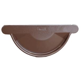 Заглушка желоба TIGRES 125/90 мм