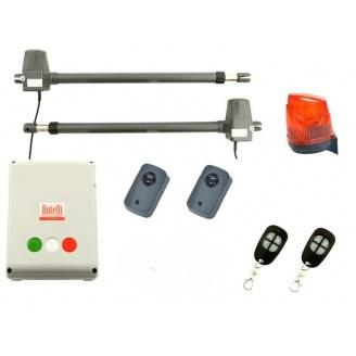 Комплект автоматики Rotelli MT 600 MAXI для розпашних воріт