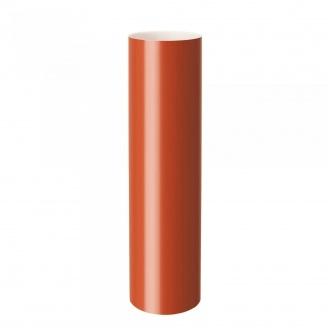 Труба водосточная Rainway 3 м 75 мм кирпичная
