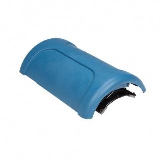 Коньковый вентиль VILPE PELTI-KTV/HARJA 350х225 мм синий