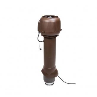 Вентилятор VILPE E120 P 125х700 мм коричневый