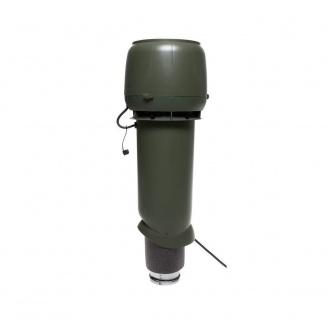 Вентилятор VILPE E190 P 125х700 мм зеленый