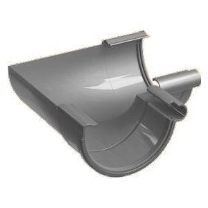 Внутренний угол 135° Galeco PVC130 130 мм (RE130-LW135-Х) (RAL9010/белоснежный)
