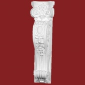 Консоль Decomaster поліуретан 75х17х22 см DC 5625