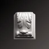 Кронштейн Європласт 1.19.137 поліуретан 3,9х9,7х7,3 см