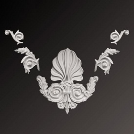 Стенной декор Европласт 1.60.019