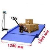 Ваги низькопрофільні платформні 3000 кг