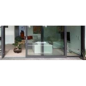 Раздвижные двери из алюминия Алютех