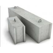 Фундаментний блок ФБС 24.3.6-т бетон М 100 300х580х2380 мм