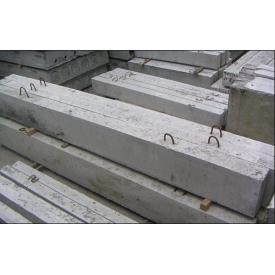 Перемычка железобетонная брусковая 2ПБ13-1 120х140 мм 1,3 м